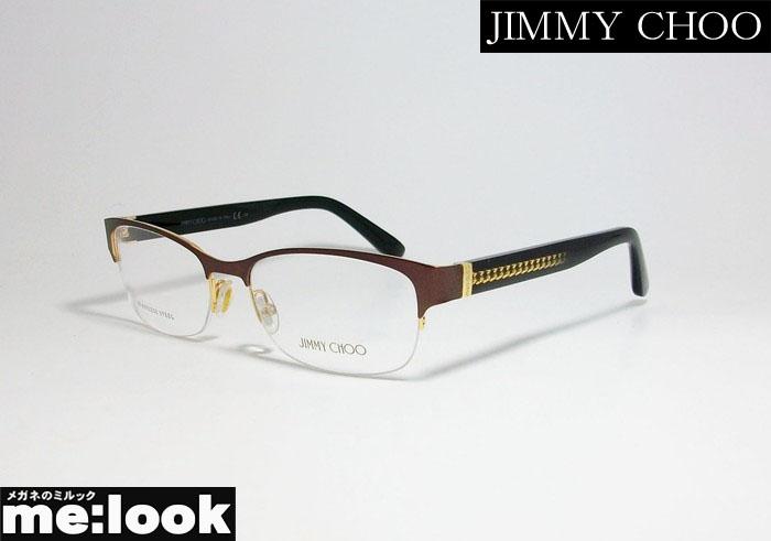 <title>国内正規品 JIMMY CHOO ジミーチュー レディース眼鏡 メガネ フレームJC128-16S 高級 サイズ53 度付可</title>