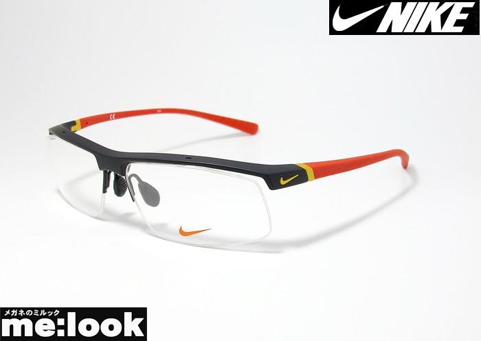 国内正規品 NIKE 定価の67%OFF ナイキVORTEX ボルテックス軽量 スポーツ メガネ フレーム7071 眼鏡 マットブラック 3-016-59度付可 定番から日本未入荷