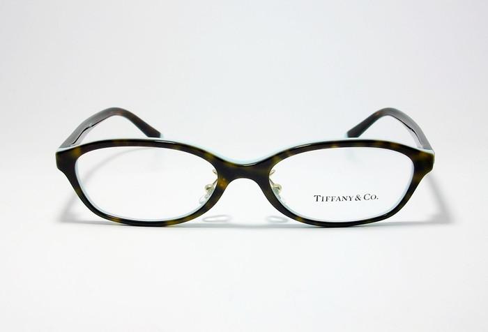 c95aa781b07c TIFFANY&CO 度付可ブラウンデミ/ティファニーブルー フレームアジアンフィットTF2182D-8134-52 メガネ 眼鏡  ティファニーレディース-眼鏡 - llc.caece.net