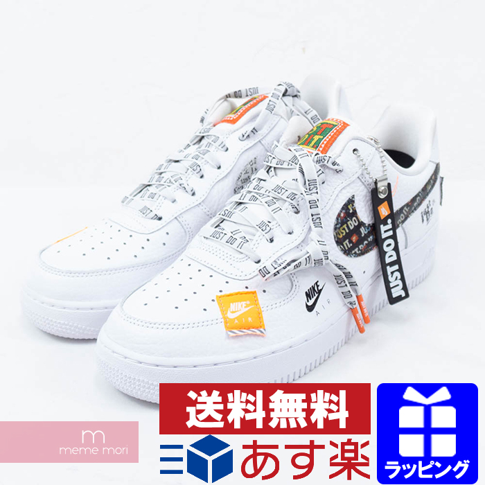 NIKE 2019SS AIR FORCE 1 '07 PREMIUM JDI