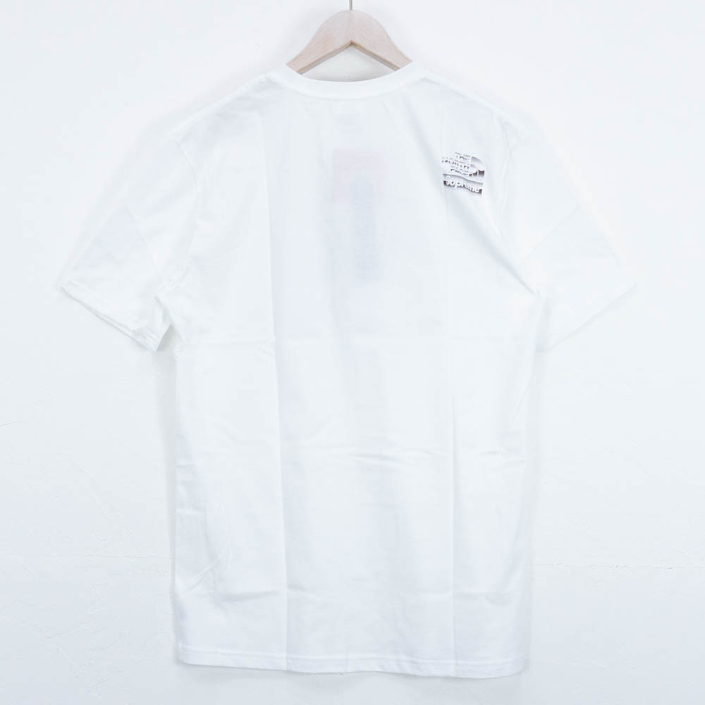 3182d8515 Supreme X THE NORTH FACE 2018SS Metallic Logo Tee シュプリーム X North Face  metallic logo short sleeves T-shirt white size M Father's Day ...