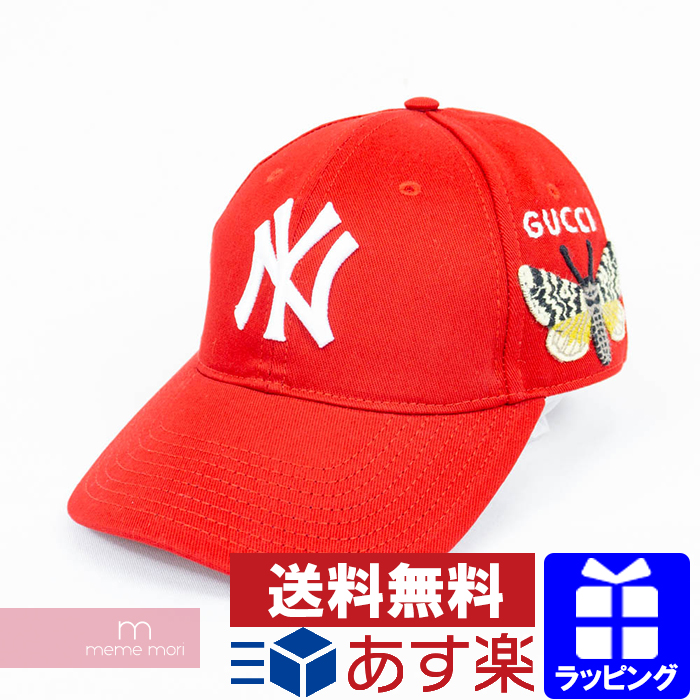 db47781914f5c USED SELECT SHOP meme mori  GUCCI X New York Yankees 2018AW Side ...