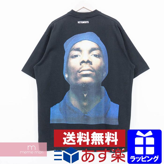 c455ba70 VETEMENTS 2016AW Snoop Dogg Tee ヴェトモンスヌープ dog face print T-shirt short  sleeves ...