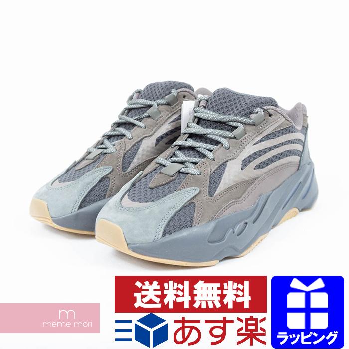 buy popular fe9eb 1119d YEEZY adidas YEEZY BOOST 700 V2 GEODE EG6860 easy Adidas easy boost 700 V2  geode low-frequency cut sneakers dark gray size US8(26cm) present gift