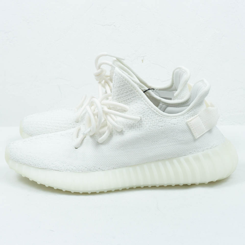 new concept 9edf1 5a682 YEEZY adidas YEEZY BOOST 350 V2 CREAM WHITE CP9366 easy Adidas easy boost  350 low-frequency cut sneakers cream white size US10(28cm) present gift