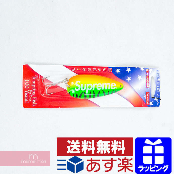 Supreme 2019SS Dardevle Lure シュプリーム ダーデブル ルアー フィッシング 釣り具 釣り針 雑貨 グリーン プレゼント ギフト【190722】【新古品】