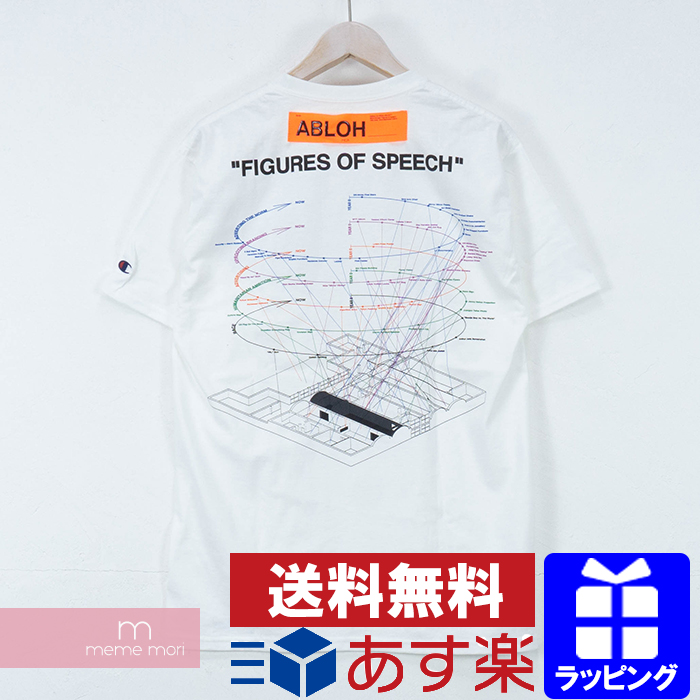 Virgil Abloh x MCA Figures of Speech Tee Virgil horsefly low X  エムシーエーフィガーオブスピーチ T-shirt MCA Museum of Contemporary Art off-white short  sleeves