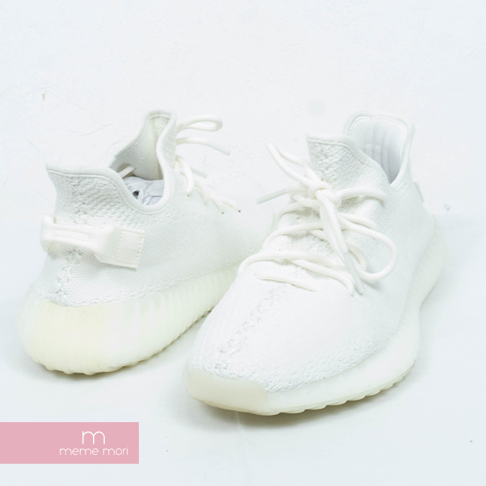 YEEZY adidas YEEZY BOOST 350 V2 CREAM WHITE CP9366 easy Adidas easy boost 350 low frequency cut sneakers cream white size US10(28cm) present gift