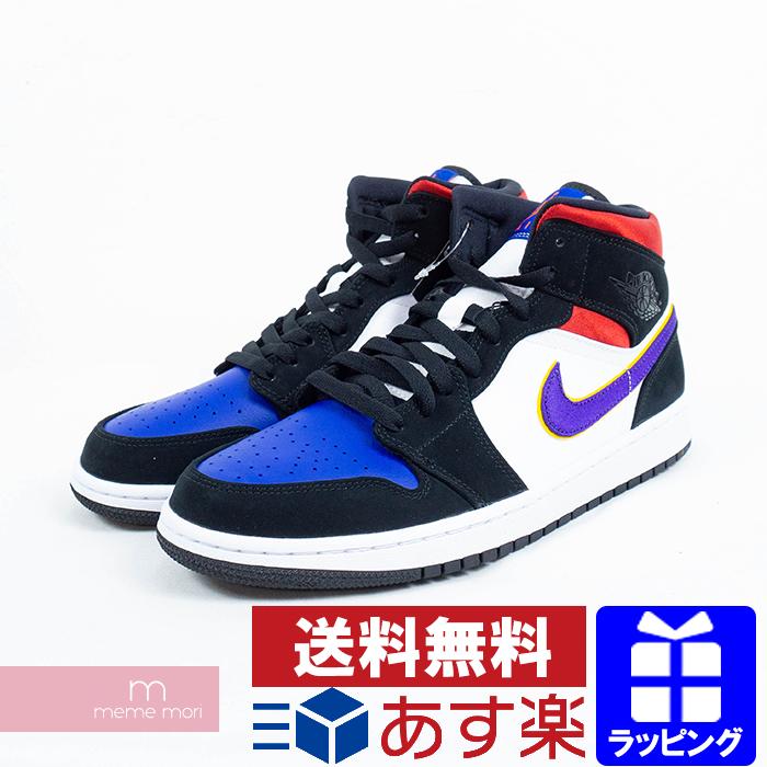 szczegółowy wygląd dostępność w Wielkiej Brytanii najlepsza moda NIKE AIR NIKE AIR JORDAN 1 MID SE RIVALS 852,542-005 Nike Air Jordan 1  middle SE sneakers rivals multicolored size US10(28cm) present gift