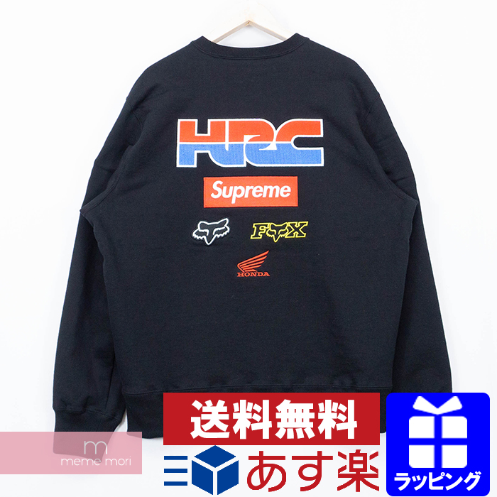 USED SELECT SHOP Meme Mori: Supreme X Honda X Fox Racing 2019AW