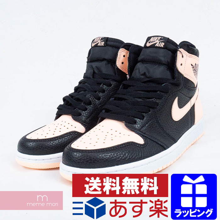 3452e2ff283 NIKE 2019SS AIR JORDAN 1 RETRO HIGH OG Crimson Tint 555,088-081 Nike Air  Jordan ...