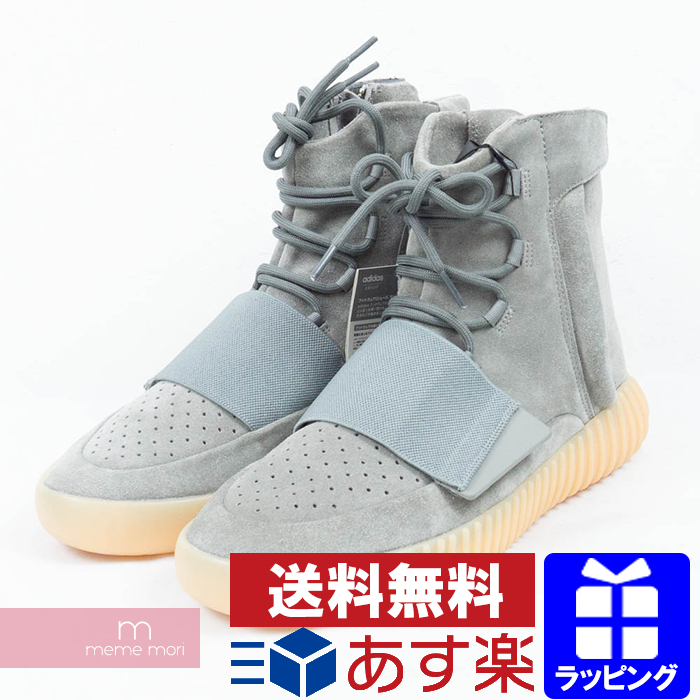 YEEZY adidas YEEZY BOOST 750 BB1840 Light Grey easy Adidas easy boost 750 higher frequency elimination sneakers light gray size US10.5(28.5cm) present