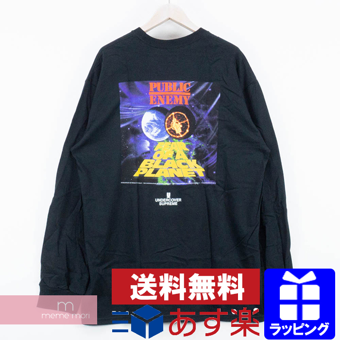 d9aeb0600c29 Supreme X UNDERCOVER 2018SS Public Enemy Counterattack L/S Tee シュプリーム X  under cover public ...