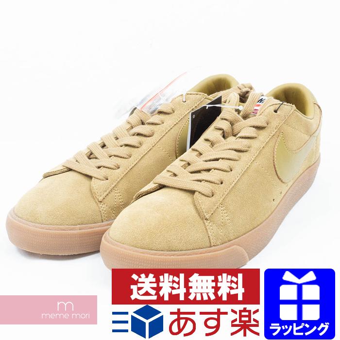 detailed look 4c463 2b697 Supreme X NIKE 2016AW NIKE SB BLAZER LOW GT QS 716,890-229 シュプリーム X Nike  Nike SB ブレーザー GT QS low-frequency cut sneakers beige ...