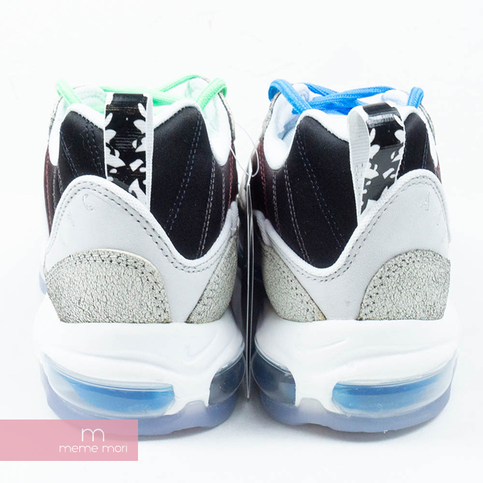 pretty nice 63ab4 3926c NIKE AIR MAX 98 OA GS CI1502-001 Nike NYC Air Max 98 low-frequency cut  sneakers multicolored size US9(27cm) present gift