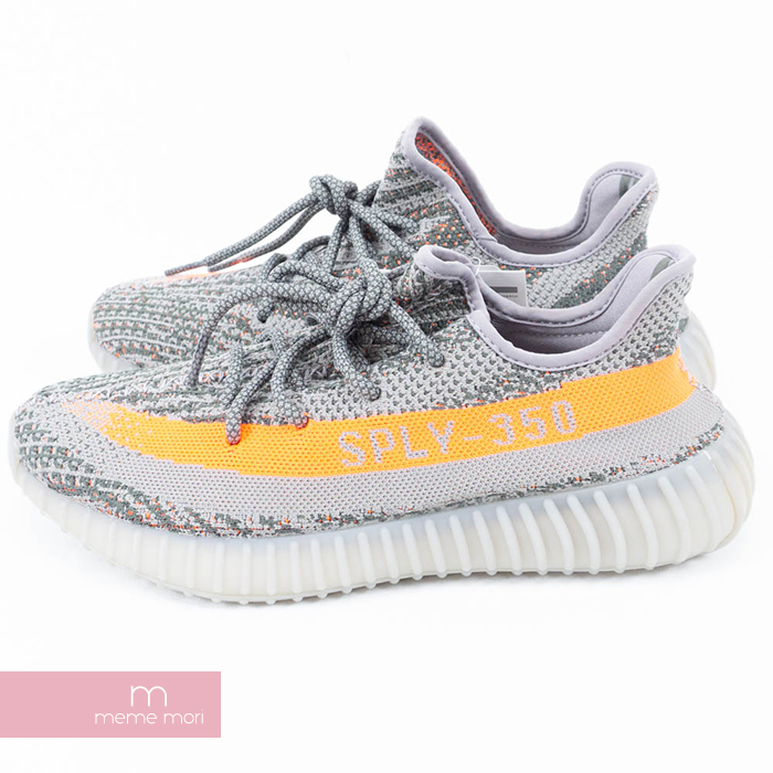 cheaper 7c8a2 6e14a YEEZY adidas YEEZY BOOST 350 V2 BELUGA BB1826 easy Adidas easy boost 350  bell - gas knee car gray size US9(27cm) present gift