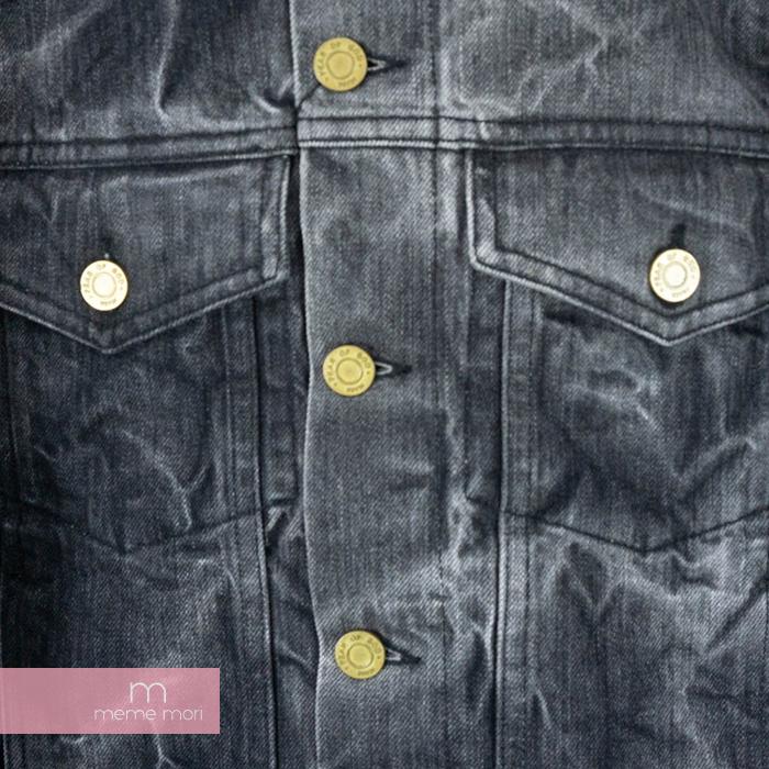 クラシックデニムジャケット FEAR OF GOD Classic Denim Jacket プレゼント フィアオブゴッド ジージャン ギフト サイズS 【48時間限定!全品ポイント10倍!5/21(火)19:59まで】 【190320】 ブラック