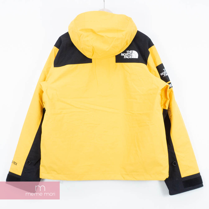 d7f89641d9b Supreme X THE NORTH FACE 2019SS Arc Logo Mountain Parka シュプリーム X North Face  arch logo mountain parka Gore-Tex jacket yellow size M present gift