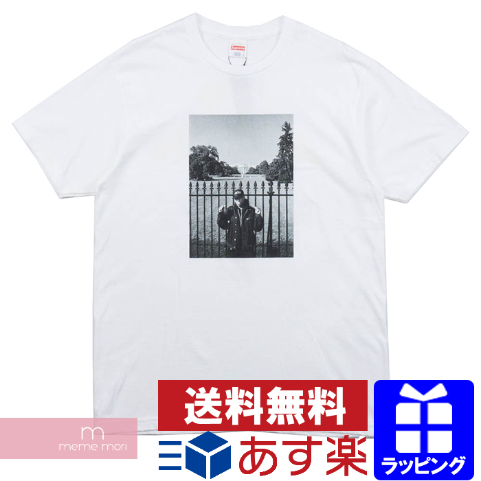 0f02106ebf29 Supreme X UNDERCOVER 2018SS Public Enemy White House Tee シュプリーム X under  cover public enemy White ...