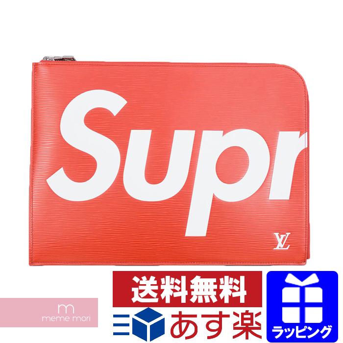950b3260578d USED SELECT SHOP meme mori  Supreme X Louis Vuitton 2017AW Pochette ...