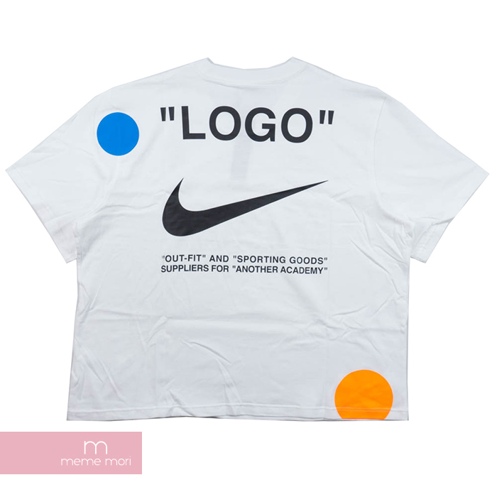 47e271ef9 ... OFF-WHITE X NIKE 2018SS Football Collection Tee off-white X Nike  football collection ...