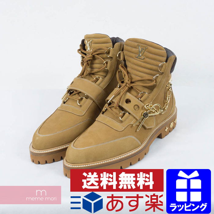 f17bb54cd451e4 LOUIS VUITTON 2019SS LV CREEPER ANKLE BOOT 1A54DM Louis Vuitton LV creeper  line ankle boots monogram ...