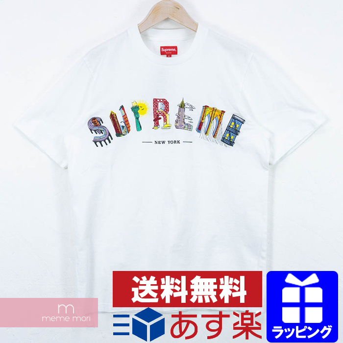 fee21d365194 Supreme 2019SS City Arc Tee シュプリームシティーアーク T-shirt embroidery arch logo  short sleeves ...