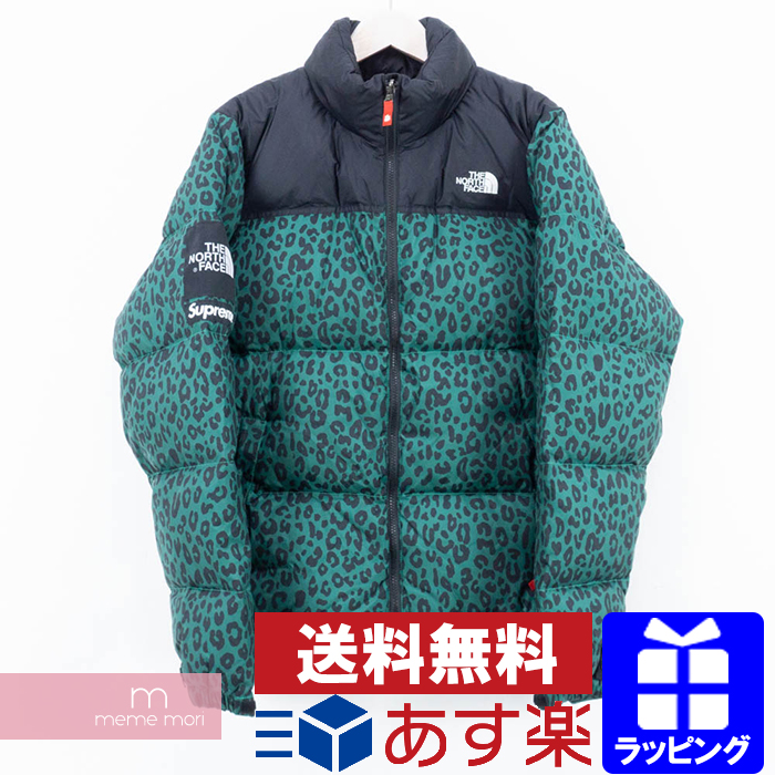 64d2d95a7 Supreme X The North Face 2011AW Nuptse Down Jacket Leopard シュプリーム X  ノースフェイスレオパード pattern ...