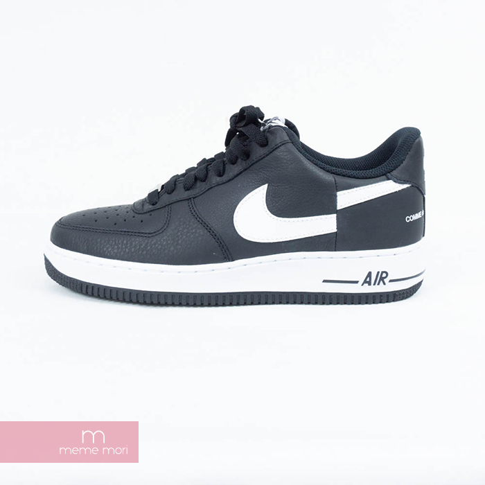 Supreme X NIKE X COMME des GARCONS 2018AW Air Force 1 Low AR7623 001 シュプリーム X Nike X コムデギャルソンエアフォース 1 low frequency cut sneakers black size US8(26cm)