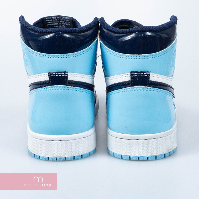 air jordan 1 retro high og blue chill
