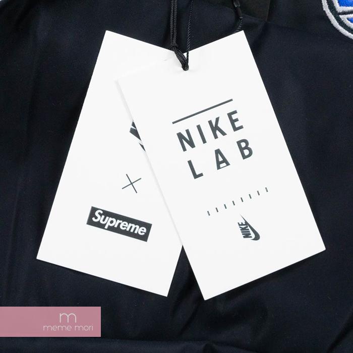 Supreme X NIKE 2018SS NBA Teams Warm-Up Jacket シュプリーム X Nike NBA team  warm-up jacket black 52163f19f