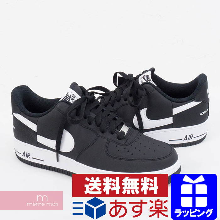 9c6f326426f8 Supreme X NIKE X COMME des GARCONS 2018AW Air Force 1 Low AR7623-001 シュプリーム X  Nike X コムデギャルソンエアフォース 1 low-frequency cut sneakers black ...