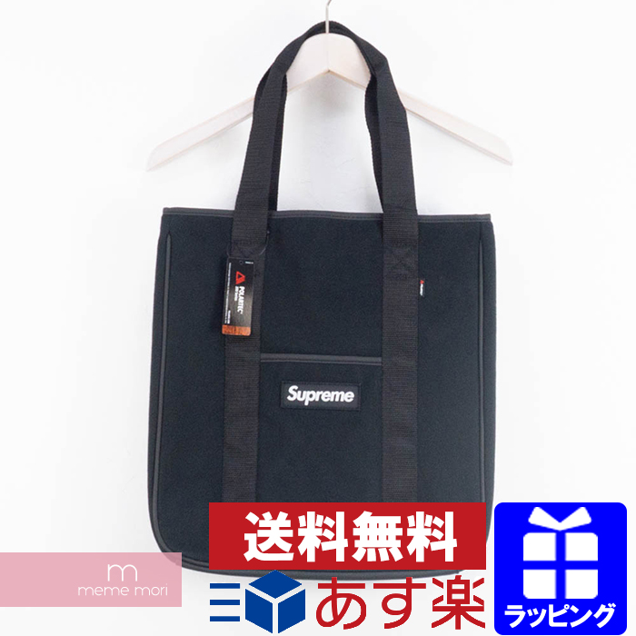 33134f8ab Supreme 2018AW Polartec Tote Bag シュプリームポーラテックトートバッグブラック Father's Day  present gift ...