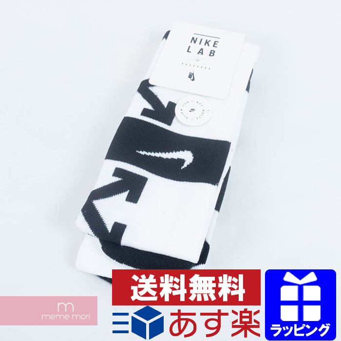 OFF-WHITE X NIKE 2018SS Football Collection Socks off-white X Nike football  collection socks Arrows logo socks white size M present gift