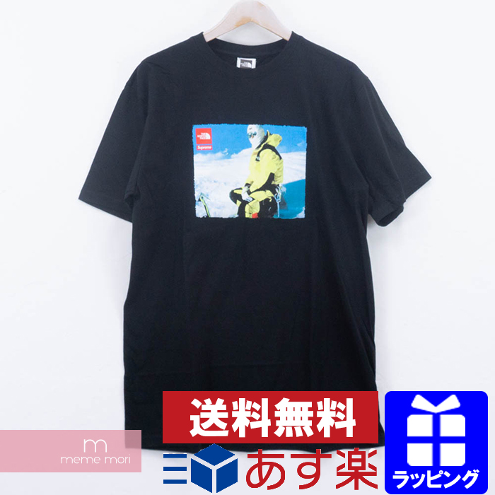 42263734c Supreme X The North Face 2018AW Expedition Photo Tee シュプリーム X North Face  expedition photo T-shirt short sleeves black size M present gift