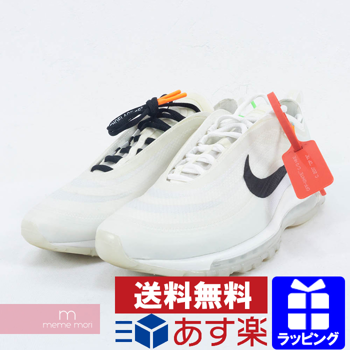 OFF WHITE X NIKE THE 10 AIR MAX 97 VIRGIL ABLOH off white X Kie Ney AMAX 97 the ten Virgil horsefly low basketball shoes sneakers low frequency cut
