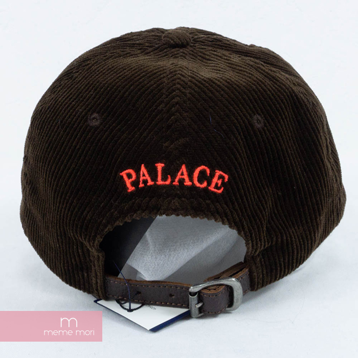 75ad1bee897c0d ... PALACE X Polo Ralph Lauren 2018AW Cordroy Classic Polo Cap palace X  polo Ralph Lauren corduroy ...