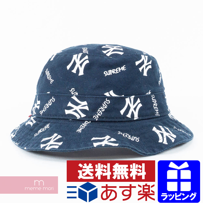 dc0f2ce4 Supreme X New York Yankees 2015SS Crusher Hat シュプリーム X New York Yankees  crusher hat whole ...