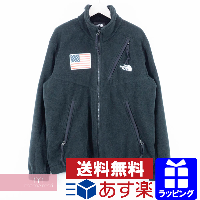 67682b3fb Supreme X THE NORTH FACE 2017SS Trans Antarctica Expedition Fleece Jacket  シュプリーム X North Face fleece jacket national flag black size M ...