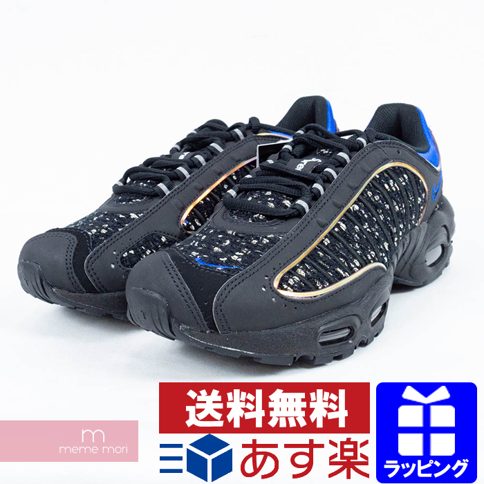 9119735f0621 Supreme X NIKE 2019SS AIR MAX TAILWIND IV AT3854 001 シュプリーム X Kie Ney AMAX  tale wind 4 sneakers black size US9.5(27.5cm) present gift