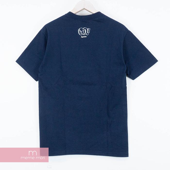 4c85f7f16ad6 ... Supreme 2010AW Cost Fucked Madonna Tee シュプリームフロントプリント T-shirt short  sleeves navy size ...