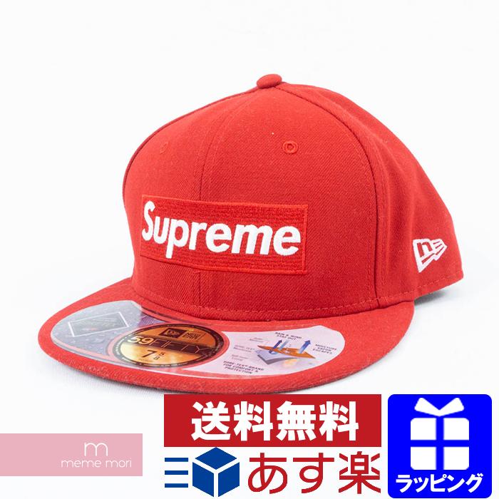 38e330828a0 Supreme X NEW ERA 2013AW GORE-TEX Box Logo Cap シュプリーム X new gills Gore-Tex  Bock logo new gills cap hat red size 7-5 8(60.6cm) Valentine present gift