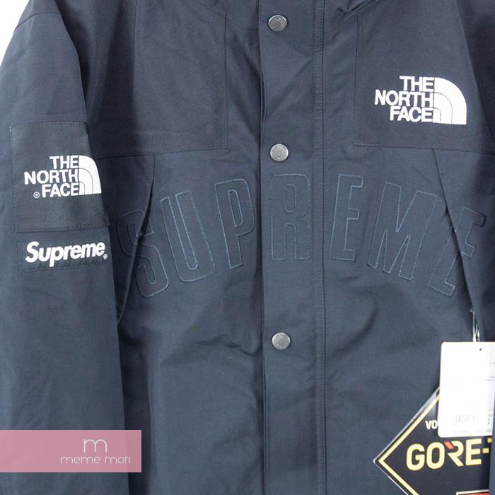58b5d640a Supreme X THE NORTH FACE 2019SS Arc Logo Mountain Parka シュプリーム X North Face  arch logo mountain parka Gore-Tex jacket black size M present ...