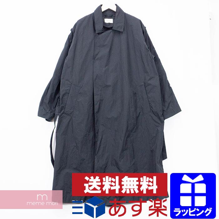 FEAR OF GOD 2019SS Sixth Collection Nylon Rain Jacket フィアオブゴッド 6thコレクション ナイロンレインジャケット トレンチコート ブラック サイズXS プレゼント ギフト【me04】【191123】【中古-B】【me04】