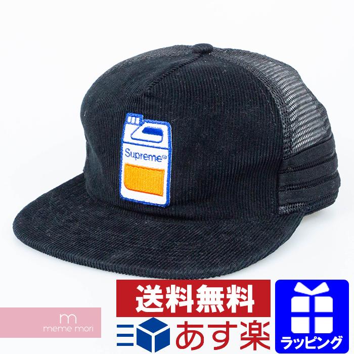 reasonably priced online here shades of Supreme 2019AW Jug Mesh Back 5-Panel シュプリームコーデュロイメッシュ 5 panel cap hat black  present gift