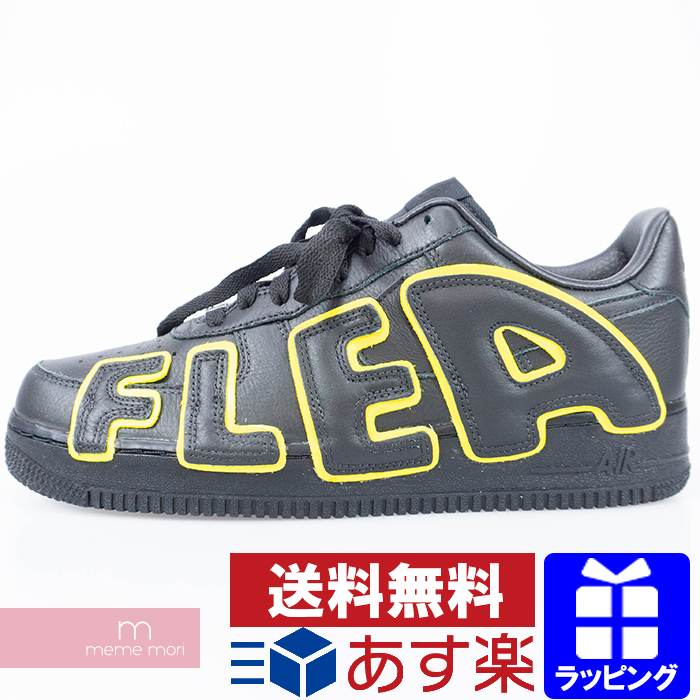 NIKE×CPFM(Cactus Plant Flea Market) 2019AW Air Force 1 Low By You CK4746-991 ナイキ×カクタスプラントフリーマーケット エアフォース1 By You カスタムシューズ ローカットスニーカー ブラック サイズUS9.5(27.5cm)【新古品】