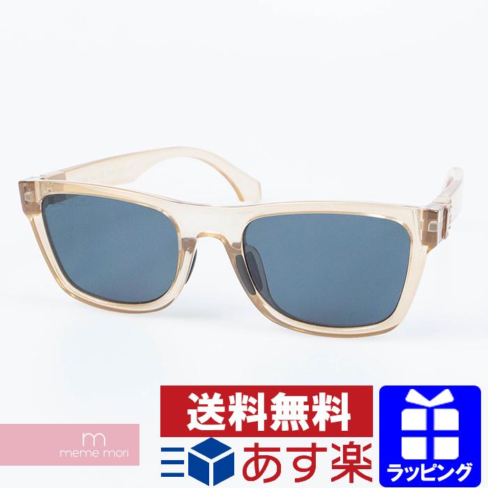 LOUIS VUITTON 2019SS Sunglasses Z1186E ルイヴィトン LV レインボースクエア サングラス アイウェア ベージュ サイズ54□21-140 【200313】【中古-B】