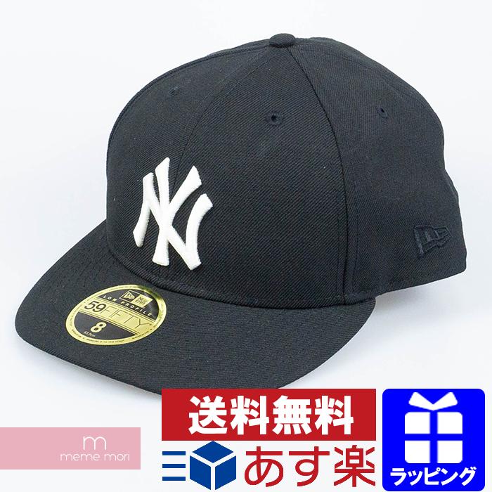 KITH×NEW ERA ×59FIFTY CAPS NEW YORK YANKEES 6 Panel Cap キース×ニューエラ ニューヨークヤンキース パネルキャップ 帽子 ベースボール サイズ8(63.5cm) 【200410】【中古-B】