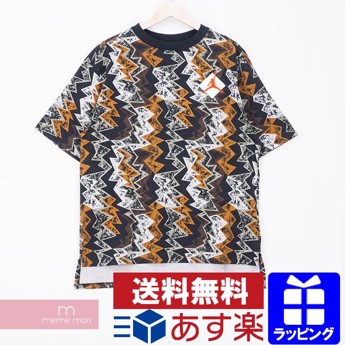 【全品15%OFF&クーポン!】NIKE×PATTA S/S Tee Shirt AR3885-010 ナイキ×パッタ ショートスリーブTシャツ 半袖 カットソー 総柄 刺繍 ブラウン サイズS【200523】【新古品】