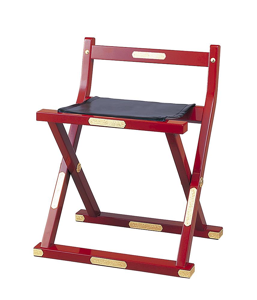 【寺院用椅子】 平成曲録椅子 選べる3色カラーバリエーション